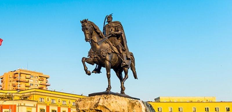 Skenderbeg Tirana