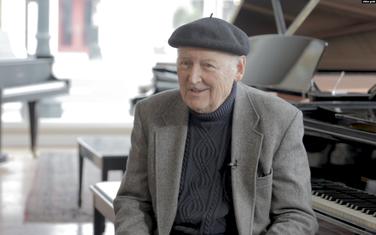Džez pijanista Lazar Lari Vučković aktivno nastupa i danas, sa 83 godine