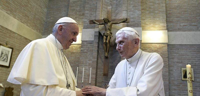 Franjo i Benedikt