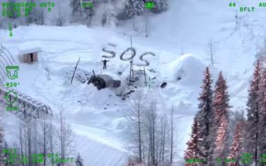 Sklonište Tajsona Stila na Aljasci