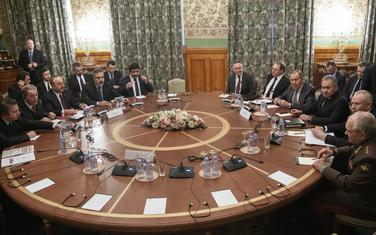 Turske i ruske diplomate bili su posrednici u pregovorima između dvije libijske delegacije