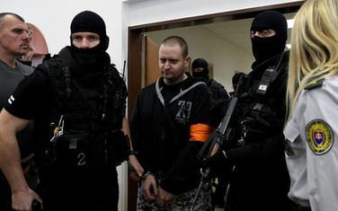 Miroslav Marček juče u sudnici