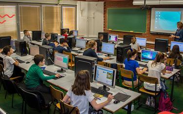Škola programiranja za najmlađe