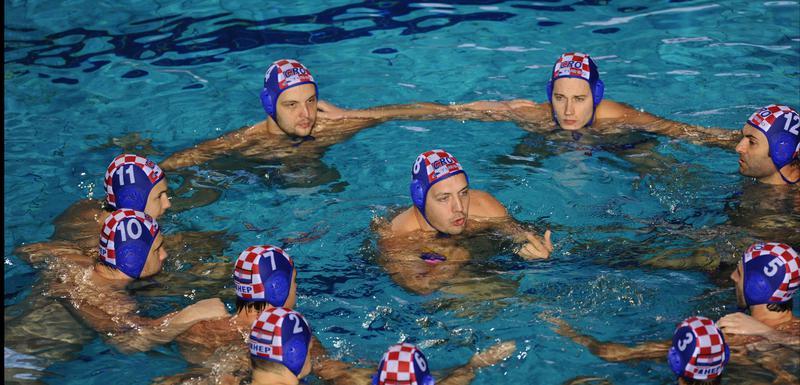 Hrvatski vaterpolisti