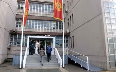 Zgrada Osnovnog suda u Podgorici