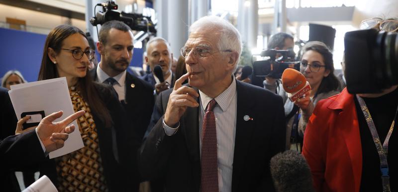 Evropa želi da nađe rješenje sa Teheranom: Žozep Borel
