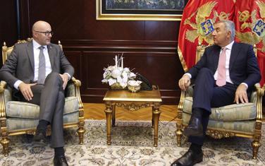 Đukanović i Hloben