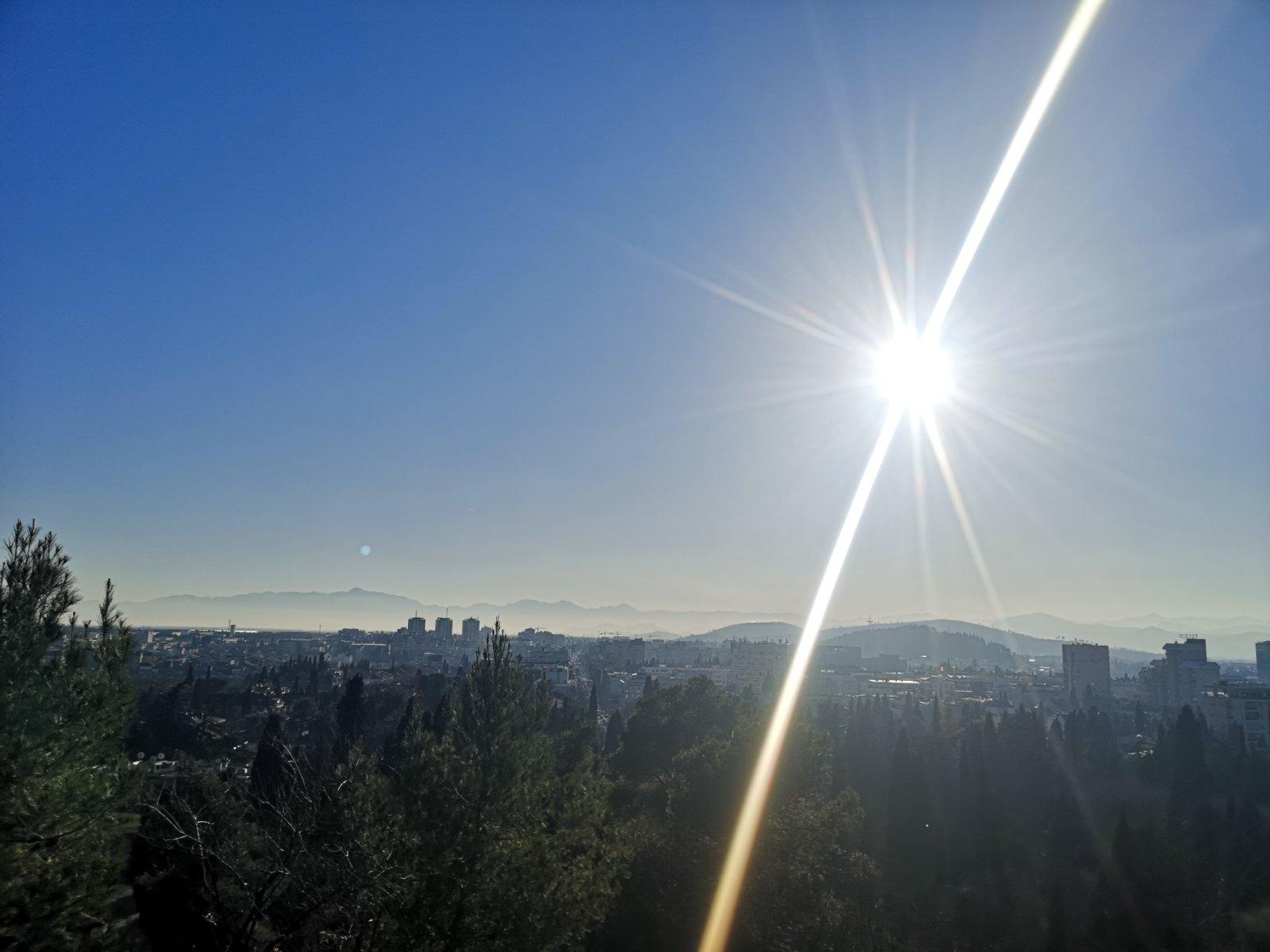 Zagađenje vazduha Podggorica