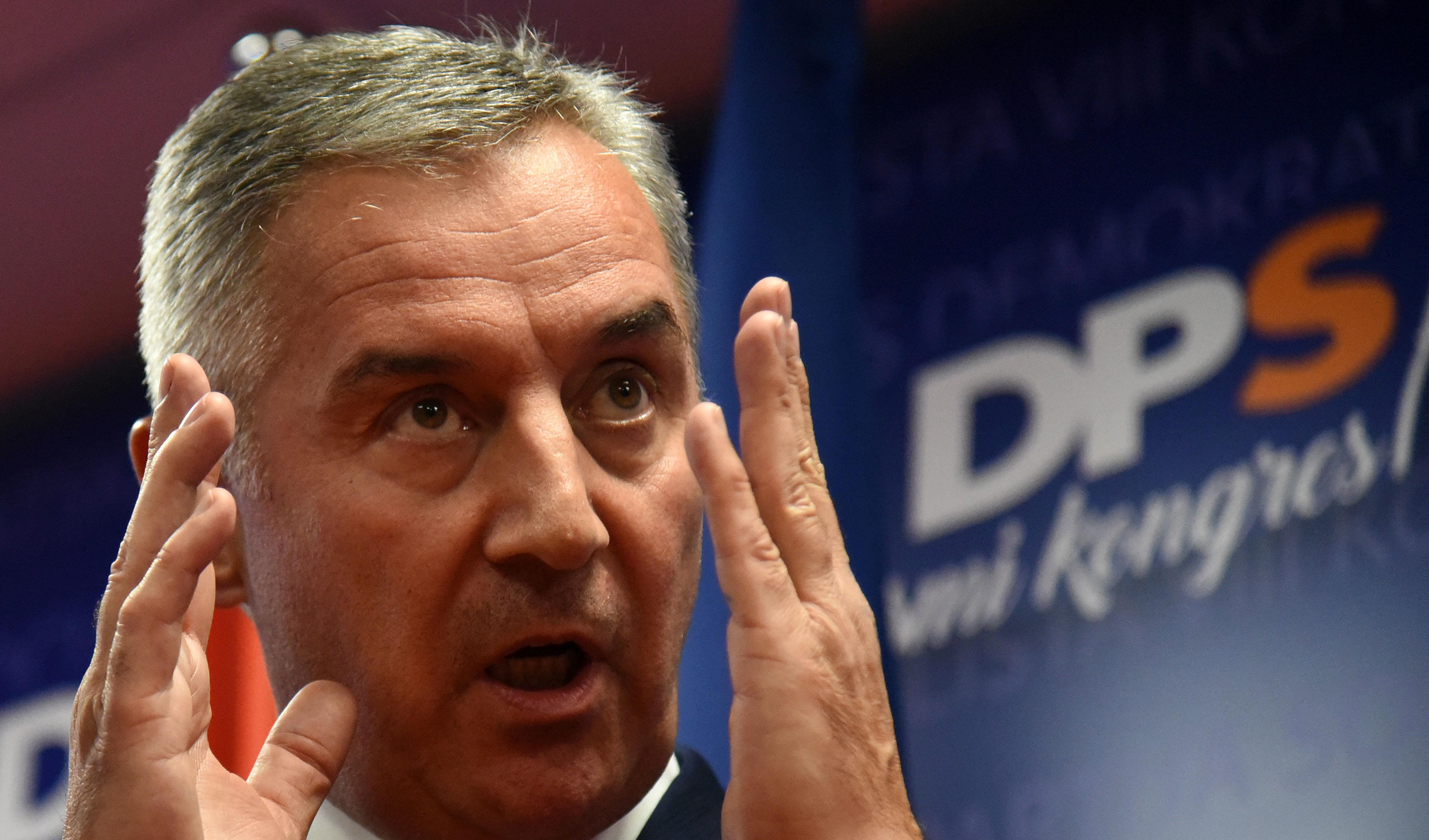 Đukanović nakon Kongresa