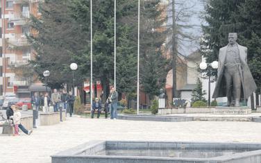 Teško do posla: Mojkovac