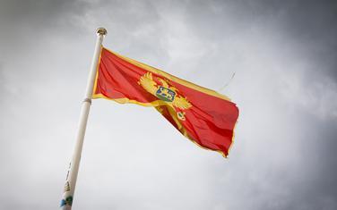 Crnogorska zastava (Ilustracija)