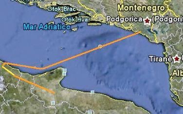 Energetski kabl izmedju Crne Gore i Italije