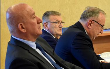 Katnić, Stanković i Veselin Vučković u parlamentu