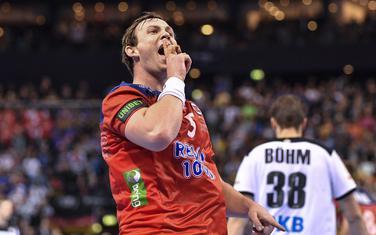 Sander Sagosen je dao sedam golova