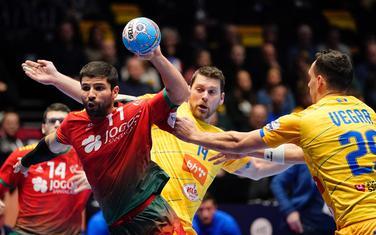 Sa meča Portugal - Švedska