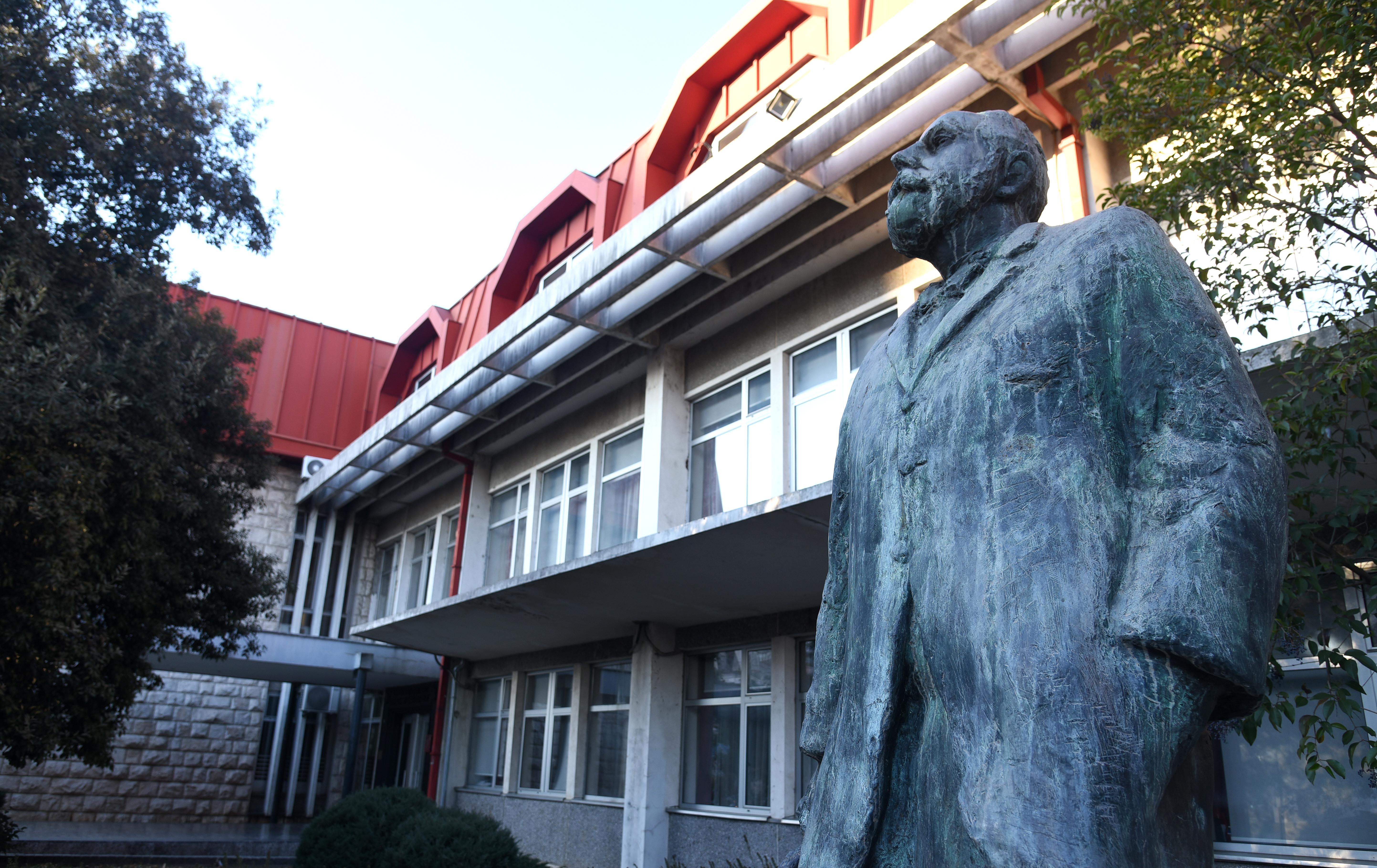 Spomenik Valtazaru Bogišiću
