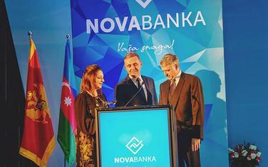 Iz CBCG kažu da novi kupci imaju uspješne karijere: Sa otvaranja Nove banke