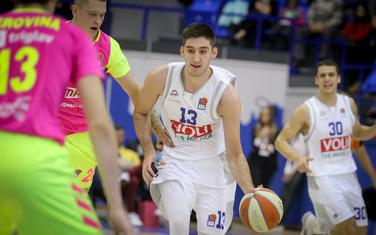 Razlika u kvalitetu i iskustvu: Aleksa Ilić na prvoj utakmici sa Megom