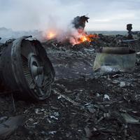 Ostaci ukrajinskog aviona koji je oboren 8. januara