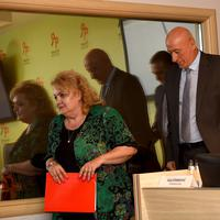 Lidija Vukčević sa kolegama