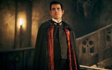 Danski glumac Kles Bang igra Brem Stokerovog vampira iz Transilvanije u poslednjoj BBC adaptaciji