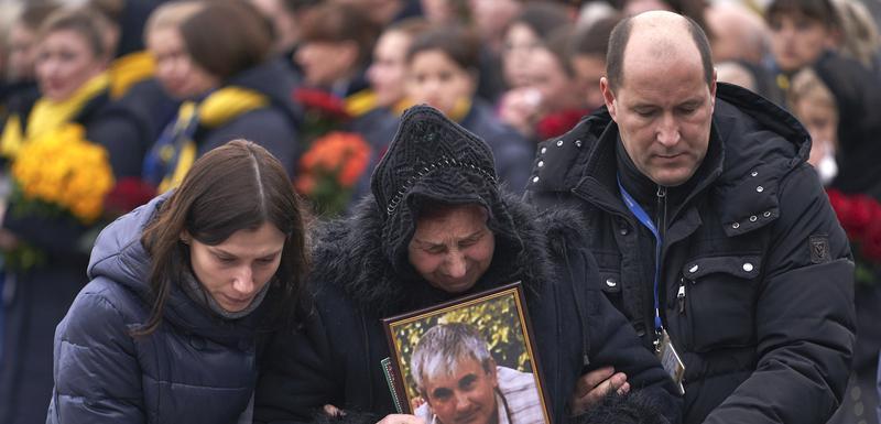 Članovi porodice jednog od poginulih