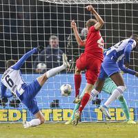 Tomas Miler postiže prvi gol