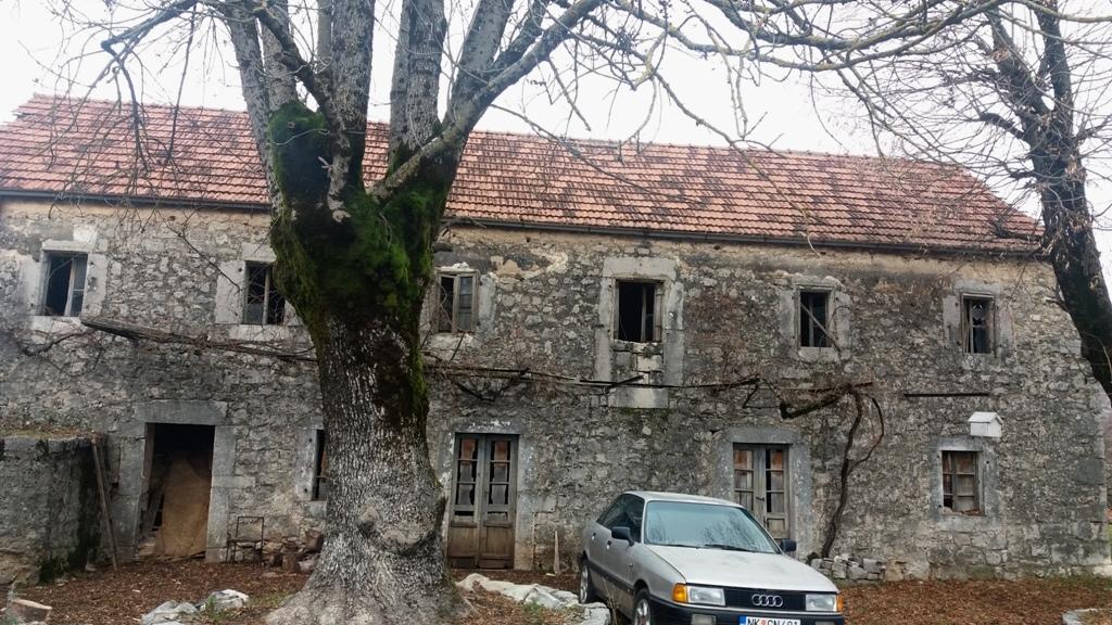 Kula Kinkovića iz doba Turaka, Velimlje