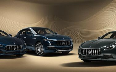 Nova tri modela Maseratija