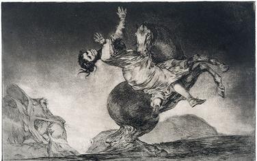 Fotografija slike španskog slikara Franciska de Goje dostupna na sajtu http://parismuseescollections.paris.fr