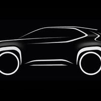 Otkriven samo stilizovani obris budućeg automobila