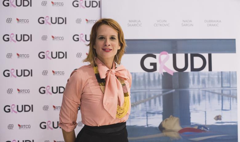 """""""Grudi"""" su topla priča u hladnim danima: Marija Perović"""
