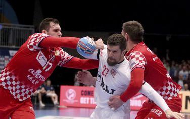 Sa utakmice Hrvatska - Češka