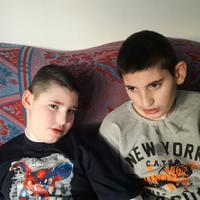 Lazar i Nemanja Novićević