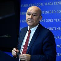 Ministar finansija, Darko Radunović