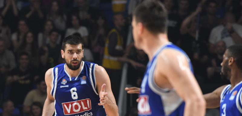 Željan košarke nakon duge pauze: Filip Barović