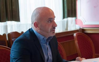 Aleksandar Saša Zeković, predsjednik Savjeta za građansku kontrolu rada policije.