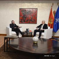 Marković sa predstavnicima penzionera