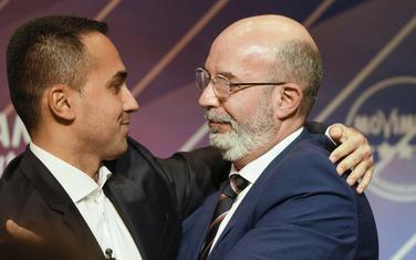 Luiđi Di Majo i Vito Krimi