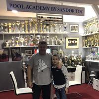 Edin Avdić sa trenerom u Novom Sadu