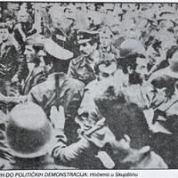 Do vlasti preko nemira i puča: AB revolucija