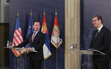 Grenel i Vučić