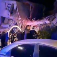 U Malatiji urušen veliki broj zgrada