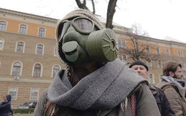 Sa protesta u Sarajevu