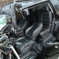 Vozilo koje je učestvovalo u udesu
