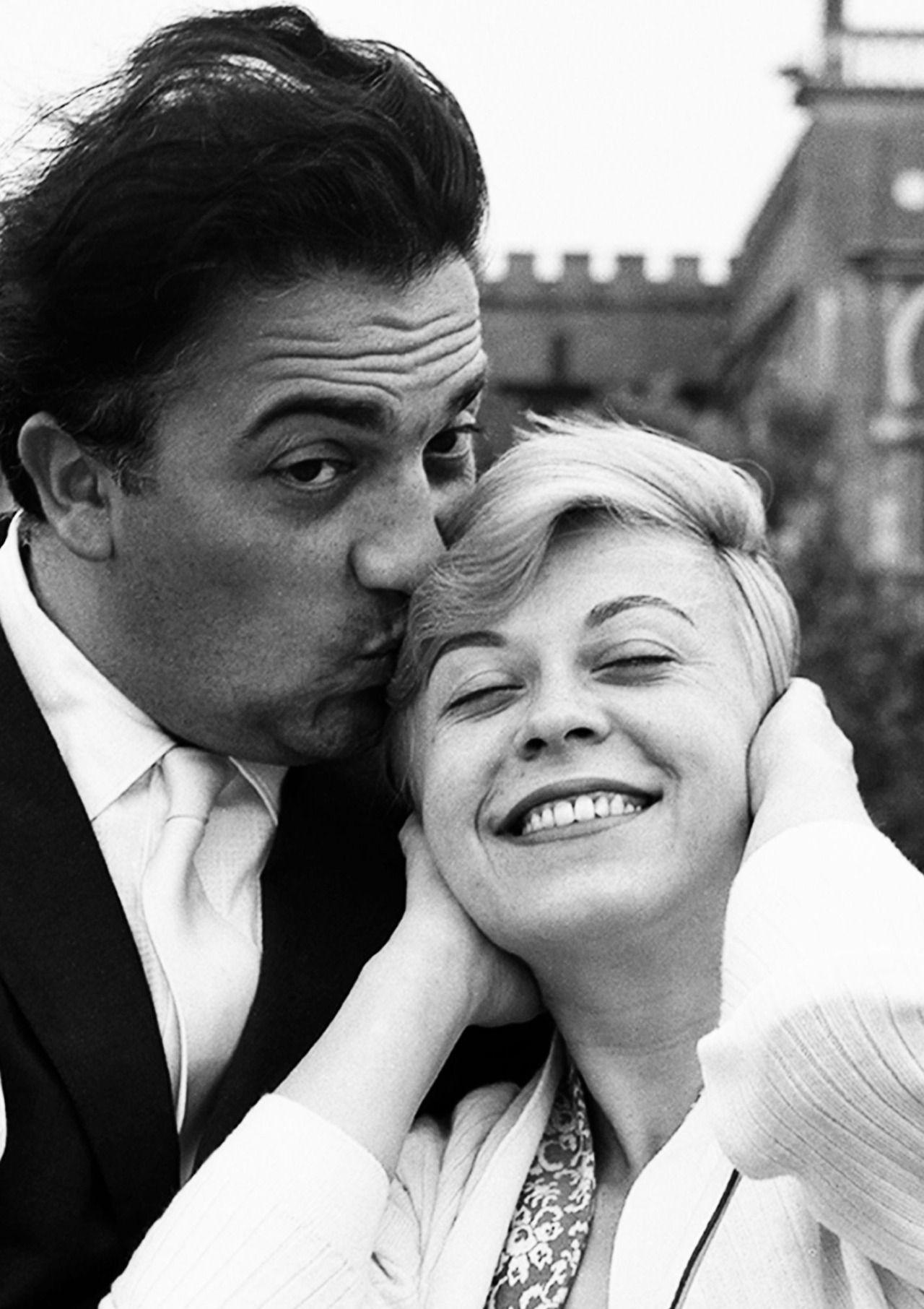 Fellini i Masina