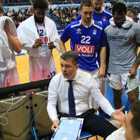 Petar Mijović na tajm-autu