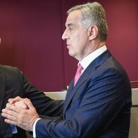 Vučić i Đukanović
