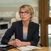 Izvršna direktorica Crnogorskog Telekoma, Dina Cibulskaja