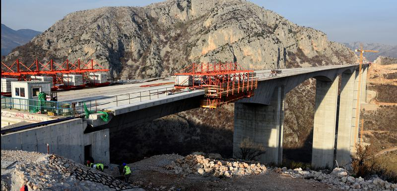 Najopasnije mjesto - most Moračica